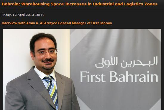 Bahrain Country Report by MarcoPolis features Managing